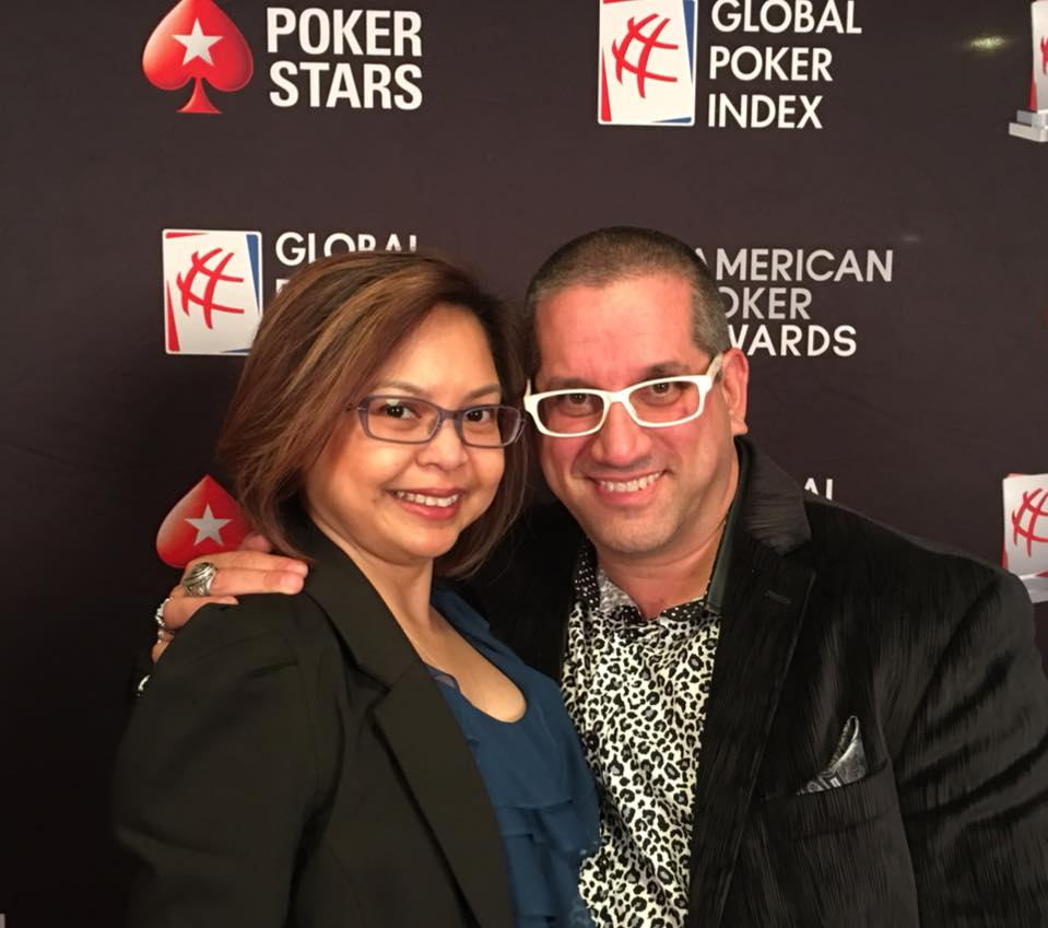 Hal & Joy Host of the Open Ended Poker Show